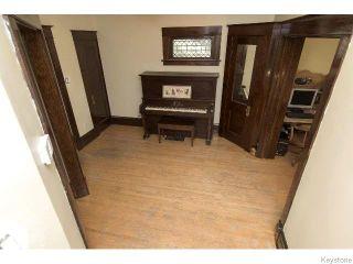 Photo 10: 139 Home Street in WINNIPEG: West End / Wolseley Residential for sale (West Winnipeg)  : MLS®# 1517545