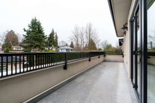 Photo 20: 6550 EAST BOULEVARD in Vancouver: Kerrisdale House for sale (Vancouver West)  : MLS®# R2555808