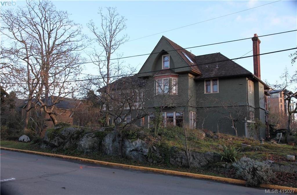 Main Photo: 4 851 Wollaston St in VICTORIA: Es Old Esquimalt Condo for sale (Esquimalt)  : MLS®# 823239