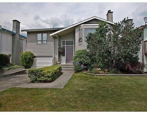 "Main Photo: 3229 BALLENAS CT in Coquitlam: New Horizons House for sale in ""NEW HORIZONS"" : MLS®# V544994"