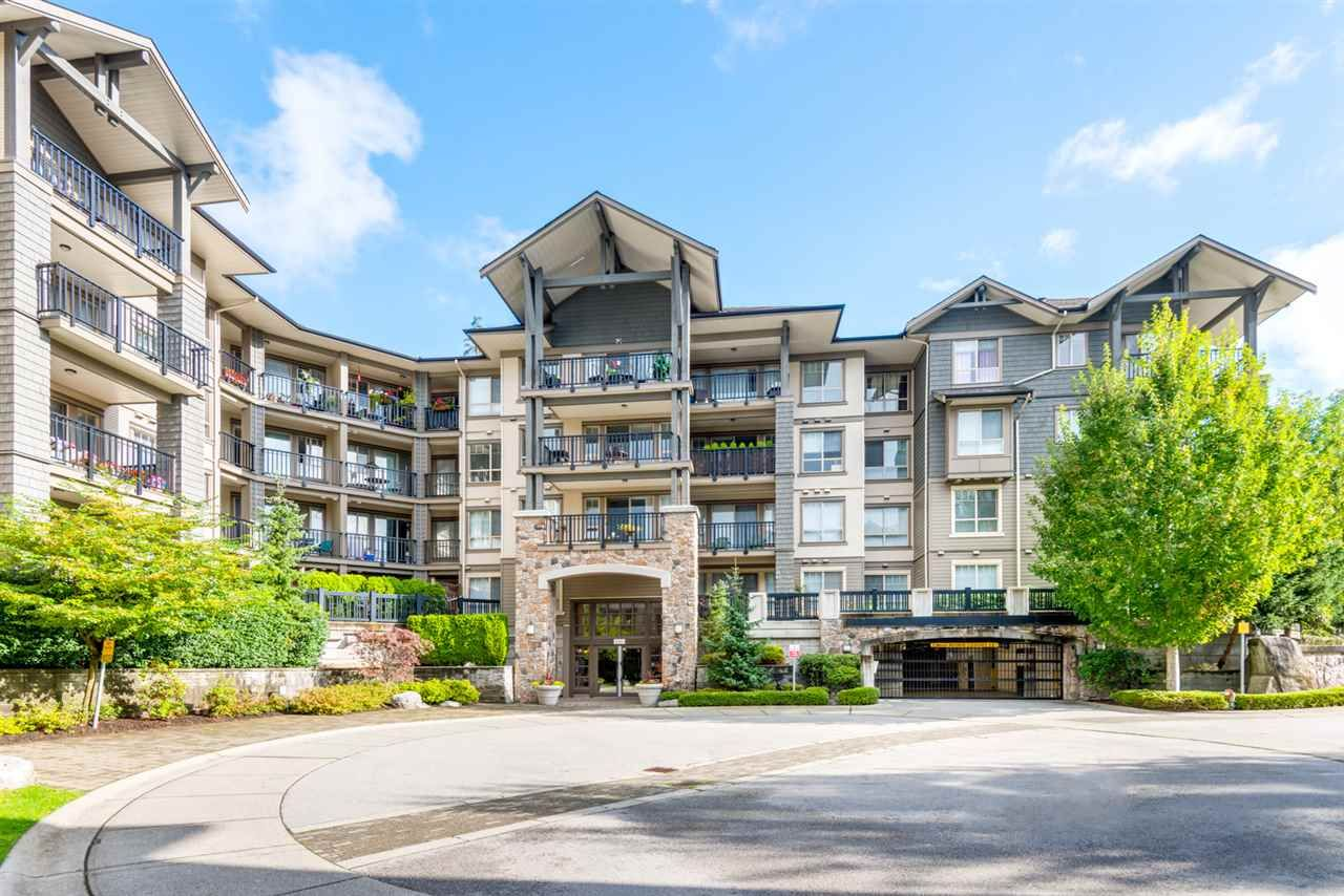 """Main Photo: 310 2969 WHISPER Way in Coquitlam: Westwood Plateau Condo for sale in """"Summerlin"""" : MLS®# R2107945"""
