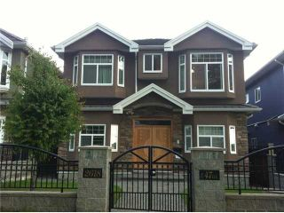 Photo 1: 2618 E 47TH Avenue in Vancouver: Killarney VE House for sale (Vancouver East)  : MLS®# V1071022