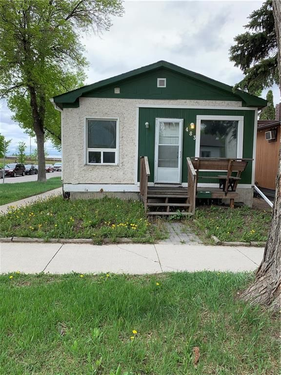 Main Photo: 483 Morley Avenue in Winnipeg: Fort Rouge Residential for sale (1A)  : MLS®# 202112810