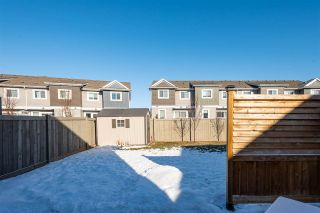 Photo 38: 2726 Sparrow Place in Edmonton: Zone 59 House Half Duplex for sale : MLS®# E4232767