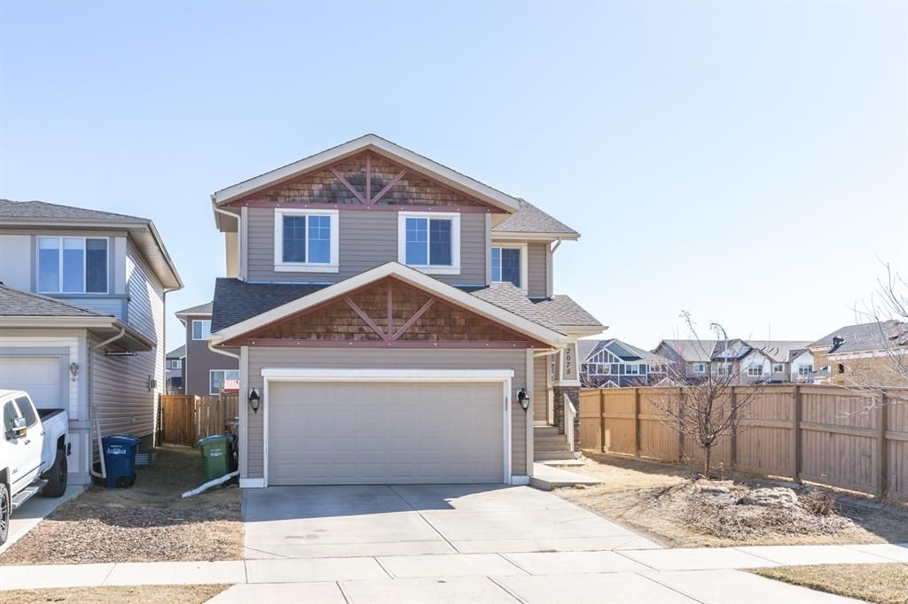 Main Photo: 2075 Reunion Boulevard NW: Airdrie Detached for sale : MLS®# A1096140