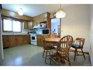 Photo 6: 40 Lonergan Place in WINNIPEG: Windsor Park / Southdale / Island Lakes Residential for sale (South East Winnipeg)  : MLS®# 1512356