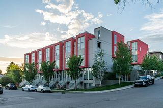 Main Photo: 104 1808 27 Avenue SW in Calgary: South Calgary Row/Townhouse for sale : MLS®# A1126395