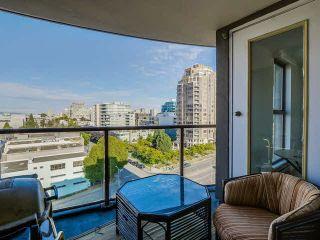 Photo 15: 1003 1633 W 8TH Avenue in Vancouver: Fairview VW Condo for sale (Vancouver West)  : MLS®# V1130657