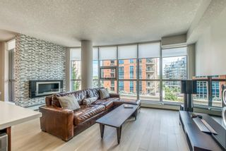 Photo 5: 502 735 2 Avenue SW in Calgary: Eau Claire Apartment for sale : MLS®# A1121371