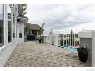 Photo 18: 130 Lindenshore Drive in Winnipeg: River Heights / Tuxedo / Linden Woods Residential for sale (South Winnipeg)  : MLS®# 1613842