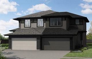 Photo 1: 64 JUNEAU Way: St. Albert House Half Duplex for sale : MLS®# E4251389