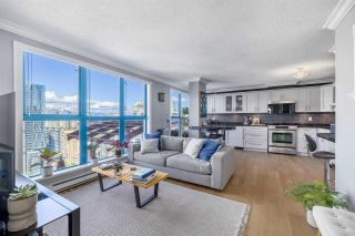 """Photo 1: 1604 1238 SEYMOUR Street in Vancouver: Downtown VW Condo for sale in """"The Space"""" (Vancouver West)  : MLS®# R2581460"""