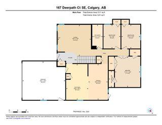 Photo 31: 167 Deerpath Court SE in Calgary: Deer Ridge Detached for sale : MLS®# A1139635