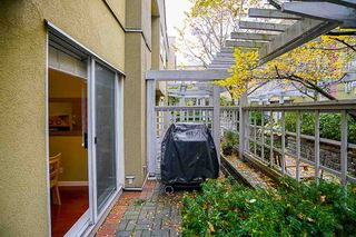 "Photo 19: 22 795 W 8TH Avenue in Vancouver: Fairview VW Townhouse for sale in ""DOVER POINTE"" (Vancouver West)  : MLS®# R2120217"