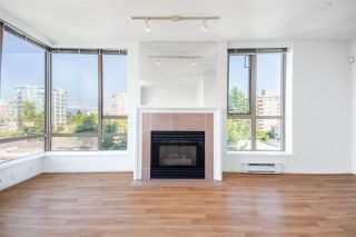 Photo 5: 603 1405 W 12TH AVENUE in Vancouver: Fairview VW Condo for sale (Vancouver West)  : MLS®# R2485355