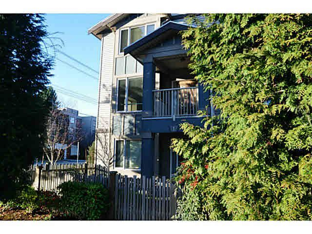 Main Photo: 1 7360 ST. ALBANS Road in Richmond: Brighouse South Townhouse for sale : MLS®# V1107140