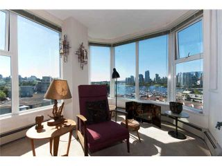 """Photo 5: 1006 522 MOBERLY Road in Vancouver: False Creek Condo for sale in """"DISCOVERY QUAY"""" (Vancouver West)  : MLS®# V845207"""
