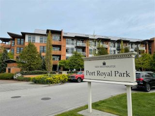 Photo 15: 205 220 SALTER Street in New Westminster: Queensborough Condo for sale : MLS®# R2574068