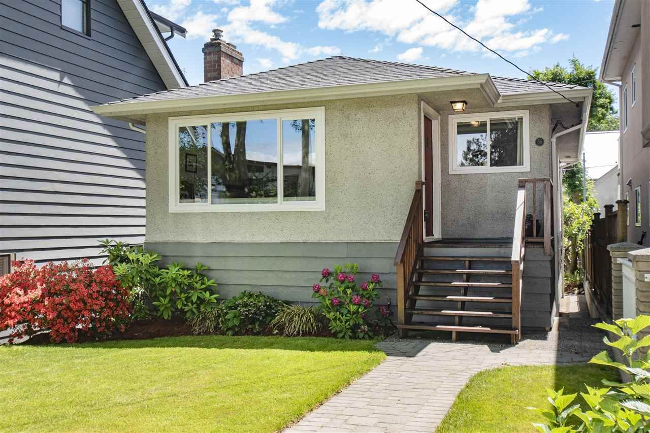 """Main Photo: 66 E 42ND Avenue in Vancouver: Main House for sale in """"WEST OF MAIN"""" (Vancouver East)  : MLS®# R2588399"""
