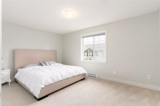 """Photo 19: 9 9691 ALBERTA Road in Richmond: McLennan North Townhouse for sale in """"JADE"""" : MLS®# R2574897"""