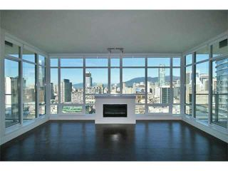 """Photo 1: 2802 565 SMITHE Street in Vancouver: Downtown VW Condo for sale in """"VITA PRIVATE COLLECTION"""" (Vancouver West)  : MLS®# V1098809"""