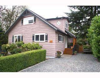 "Photo 1: 2650 CARNATION Street in North_Vancouver: Blueridge NV House for sale in ""BLUERIDGE"" (North Vancouver)  : MLS®# V666733"