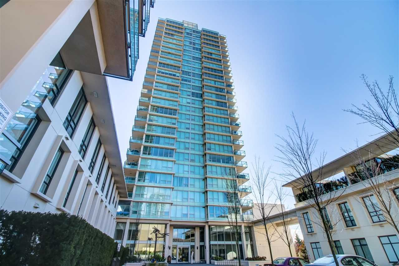 Main Photo: 1505 2232 DOUGLAS Road in Burnaby: Brentwood Park Condo for sale (Burnaby North)  : MLS®# R2155927