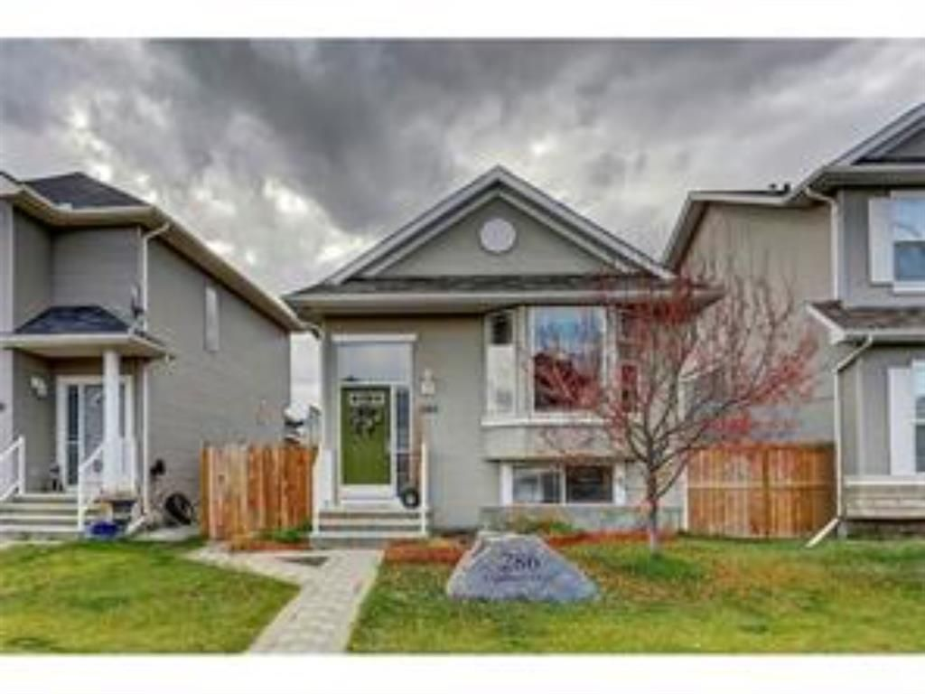 Main Photo: 286 Cranberry Close SE in Calgary: Cranston Detached for sale : MLS®# A1143993