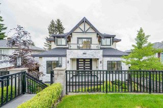 Photo 1: 450 WILSON Street in New Westminster: Sapperton House for sale : MLS®# R2586505