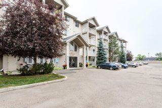 Photo 1: 321 12550 140 Avenue in Edmonton: Zone 27 Condo for sale : MLS®# E4255336