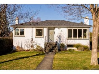 Photo 1: 1668 Earle St in VICTORIA: Vi Fairfield East House for sale (Victoria)  : MLS®# 748731