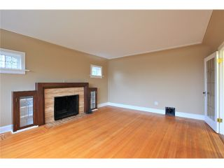 Photo 3: 1337 HAYWOOD AV in West Vancouver: Ambleside House for sale : MLS®# V982971