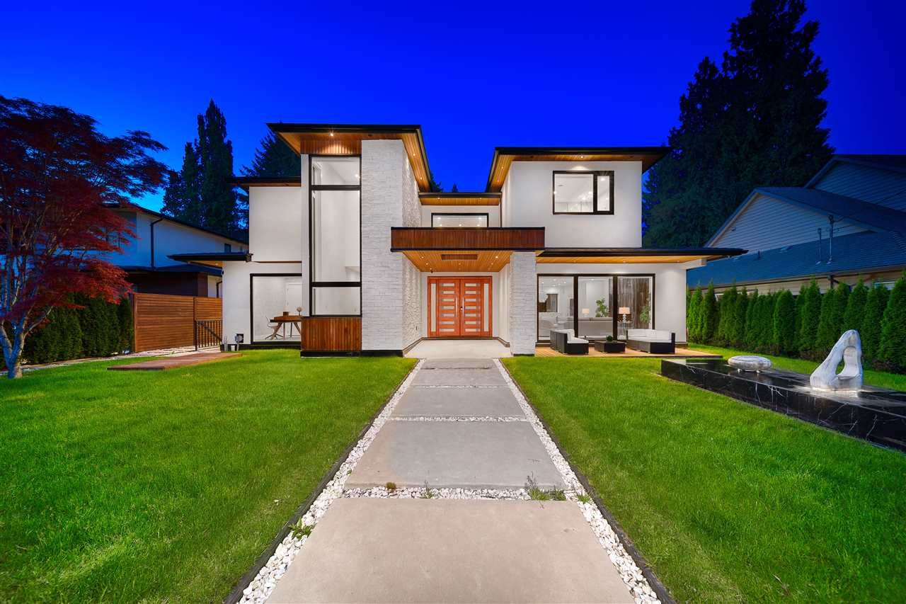 Main Photo: 3560 BLUEBONNET Road in North Vancouver: Edgemont House for sale : MLS®# R2601219