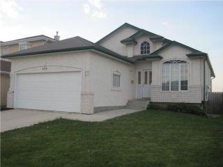 Photo 1: 628 Scurfield Boulevard in WINNIPEG: Fort Garry / Whyte Ridge / St Norbert Residential for sale (South Winnipeg)  : MLS®# 1010010