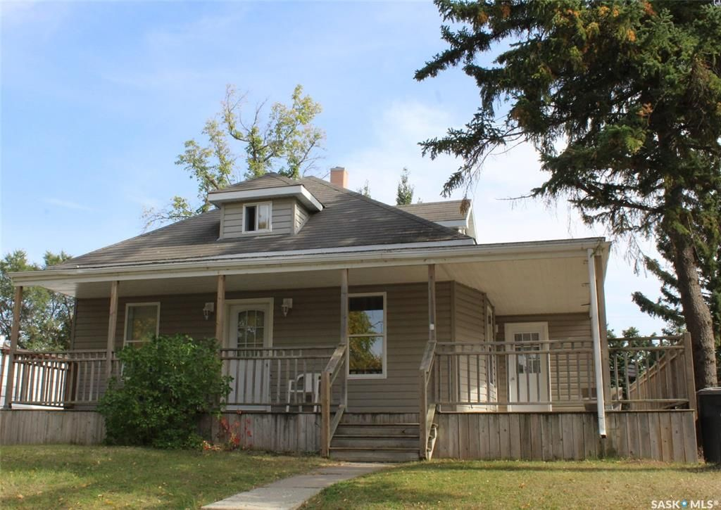 Main Photo: 314 3rd Street East in Wilkie: Residential for sale : MLS®# SK868431