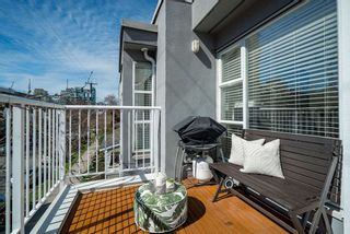 "Photo 9: 409 1333 W 7TH Avenue in Vancouver: Fairview VW Condo for sale in ""WINDGATE ENCORE"" (Vancouver West)  : MLS®# R2353925"