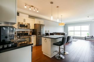 """Photo 2: 302 20630 DOUGLAS Crescent in Langley: Langley City Condo for sale in """"Blu"""" : MLS®# R2585510"""