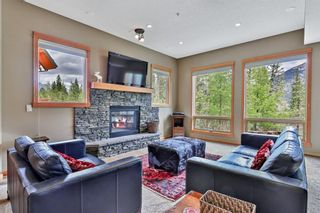 Photo 5: 101 2100D Stewart Creek Drive: Canmore Row/Townhouse for sale : MLS®# A1121023