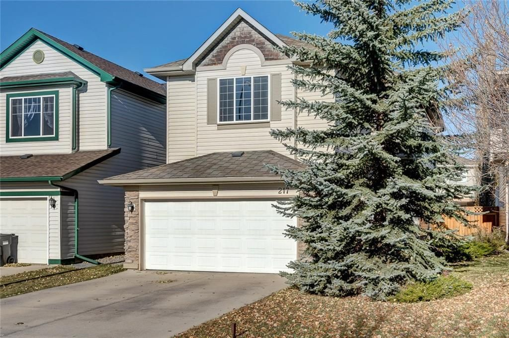 Main Photo: 217 TUSCANY MEADOWS Heights NW in Calgary: Tuscany Detached for sale : MLS®# C4213768
