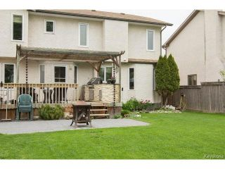 Photo 17: 50 Civic Street in WINNIPEG: Charleswood Residential for sale (South Winnipeg)  : MLS®# 1514446