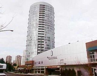 """Photo 1: 1806 6088 WILLINGDON Avenue in Burnaby: Metrotown Condo for sale in """"RESIDENCY AT THE CRYSTAL"""" (Burnaby South)  : MLS®# V636675"""