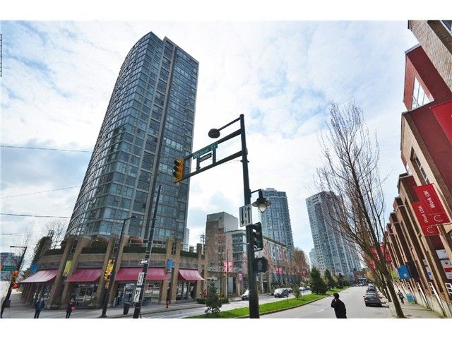 Main Photo: # 3007 1008 CAMBIE ST in Vancouver: Yaletown Residential for sale (Vancouver West)  : MLS®# V999838