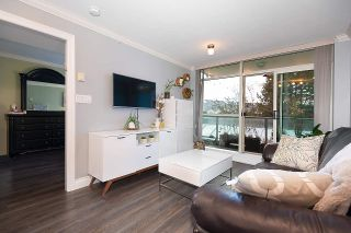 "Photo 5: 203 2763 CHANDLERY Place in Vancouver: South Marine Condo for sale in ""RIVER DANCE"" (Vancouver East)  : MLS®# R2526215"