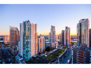 """Photo 11: 1906 1295 RICHARDS Street in Vancouver: Downtown VW Condo for sale in """"OSCAR"""" (Vancouver West)  : MLS®# V1048145"""