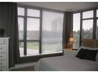 """Photo 8: 502 11 E ROYAL Avenue in New Westminster: Fraserview NW Condo for sale in """"VICTORIA HILL HIGHRISES"""" : MLS®# V861147"""