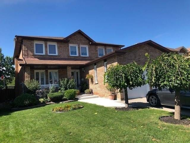 Main Photo: 473 Greenpark Crescent in Mississauga: Creditview House (2-Storey) for lease : MLS®# W5361529