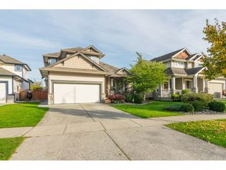 "Photo 1: 6218 166A Street in Surrey: Cloverdale BC House for sale in ""Clover Ridge Estates"" (Cloverdale)  : MLS®# R2316514"