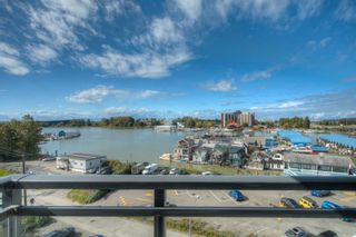 """Photo 19: 806 3333 CORVETTE Way in Richmond: West Cambie Condo for sale in """"Wall Centre at the Marina"""" : MLS®# R2622056"""