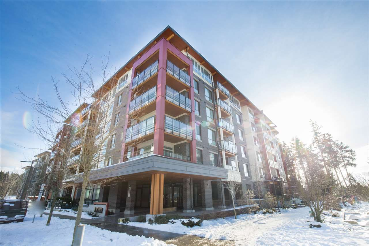"Photo 2: Photos: 111 3581 ROSS Drive in Vancouver: University VW Condo for sale in ""VIRTUOSO"" (Vancouver West)  : MLS®# R2430122"