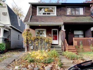 Photo 2: 32 Morton Road in Toronto: East End-Danforth House (2-Storey) for sale (Toronto E02)  : MLS®# E3650052